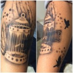 Tattoo Pro - Bird Cage