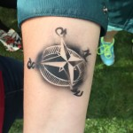 Tattoo Pro - Compass