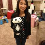 panda balloon